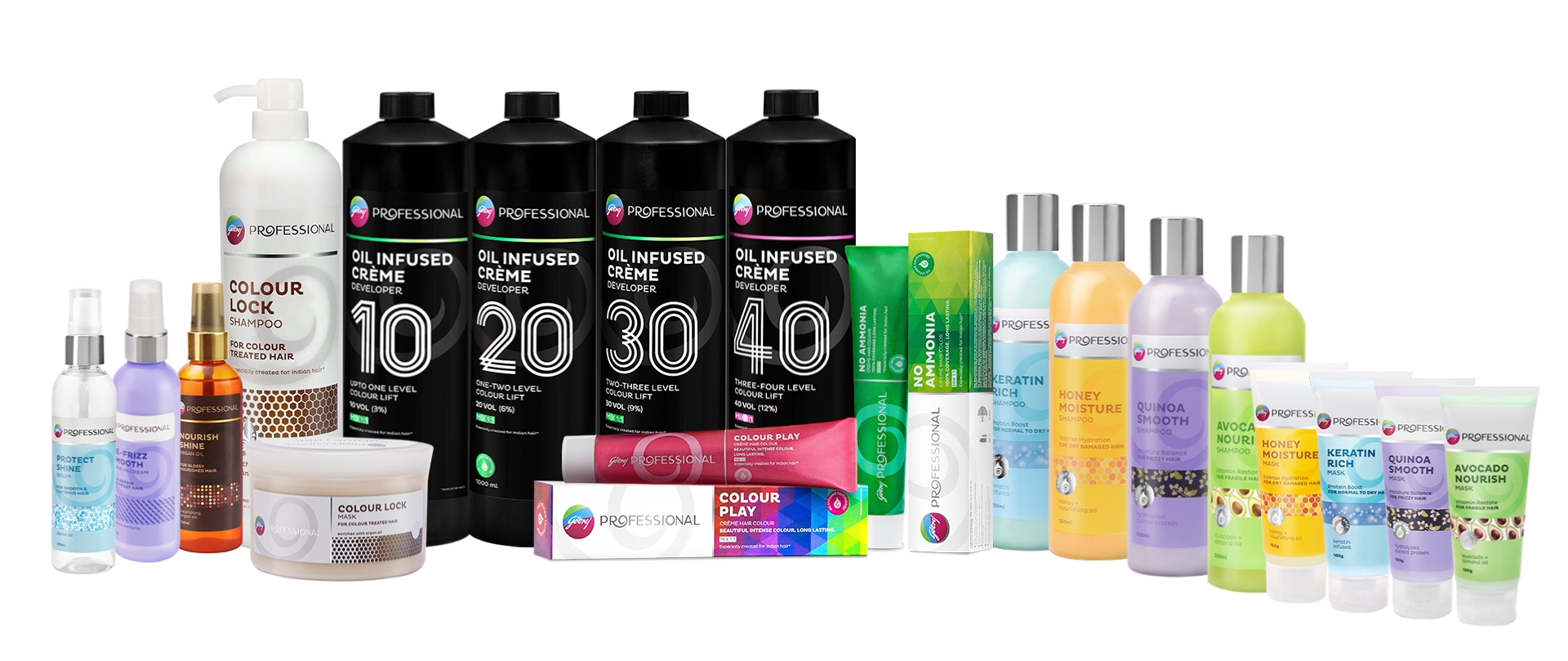 GODREJ LAUNCHES GODREJ PROFESSIONAL: FIRST EVER SALON PROFESSIONAL PRODUCT  RANGE – Urban Utopia
